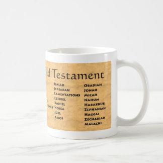 Mug Livres du vieux testament