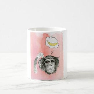 Mug Logique de chimpanzé