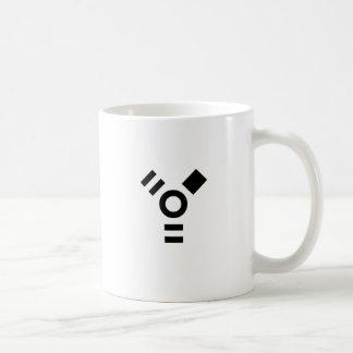 Mug Logo de câble d'incendie