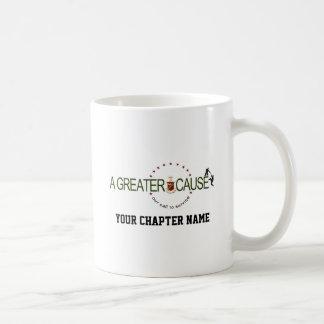 Mug Logo de cause de sigma de Kappa