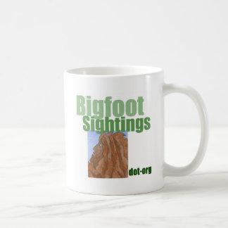 Mug Logo de visées de Bigfoot