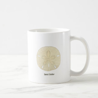 Mug Logo du dollar de sable