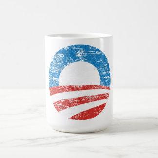 Mug Logo fané d'Obama