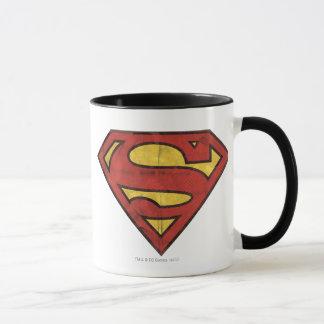 Mug Logo grunge du S-Bouclier | de Superman