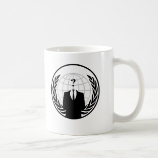 Mug Logo international anonyme
