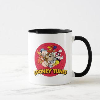 Mug Logo Looney de caractère d'airs