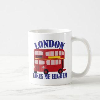 Mug Londres me prend plus haut