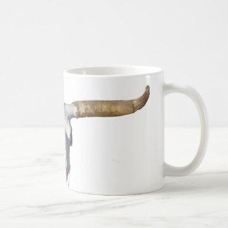 Mug longhorn