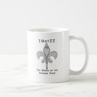 Mug L'ordre de la tulipe titanique