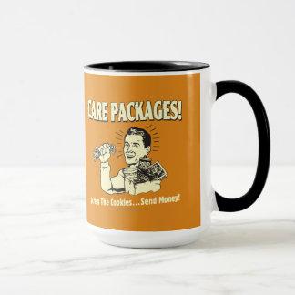 Mug Lots d'entretien : Les biscuits de vis envoient $