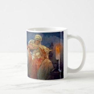 Mug Lueur d'une bougie 1911