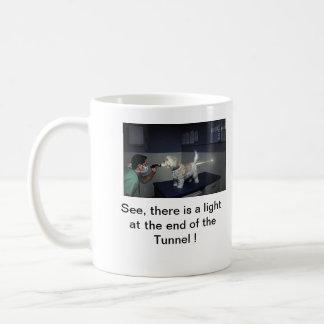 Mug Lumière à l'extrémité du tunnel