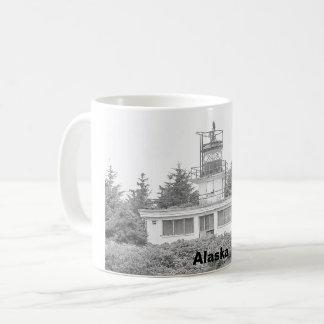 Mug Lumière d'île de la garde de l'Alaska