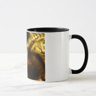 Mug Lustre d'or