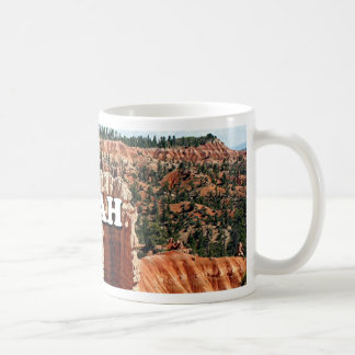 Mug L'Utah : Parc national de canyon de Bryce