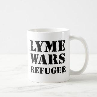 Mug Lyme lutte réfugié