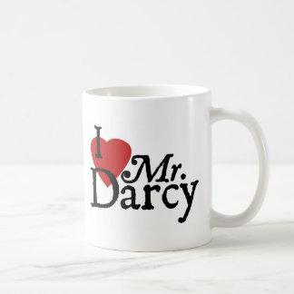 Mug M. Darcy d'AMOUR de Jane Austen I
