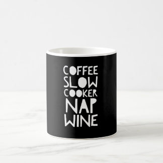 Mug Ma routine quotidienne