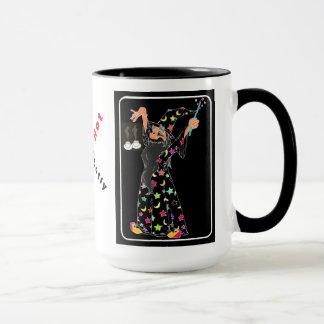 Mug magic and hot