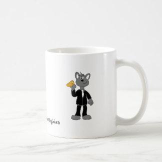 Mug Magicien magique de souris de bagarre