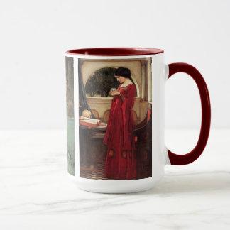 Mug Magie et art Préraphaélites