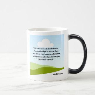 Mug Magique 10tshirts.com morph la tasse. Le plus bas prix sur