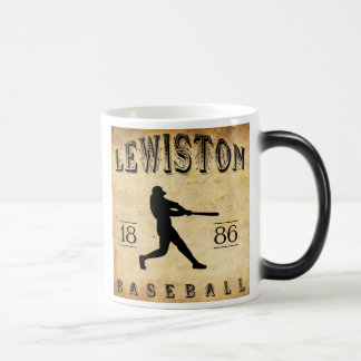 Mug Magique Base-ball 1886 de Lewiston Pennsylvanie