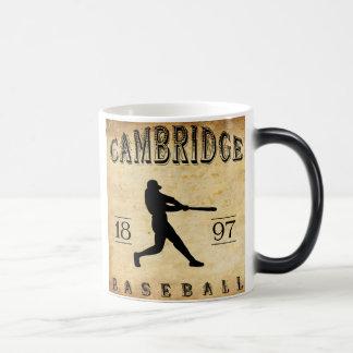 Mug Magique Base-ball 1897 de Cambridge Ohio