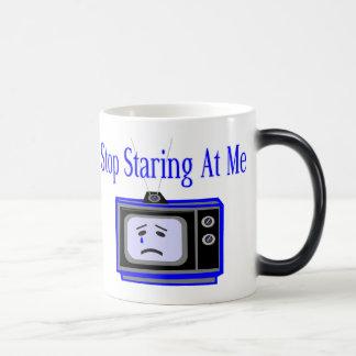 Mug Magique Cessez de regarder