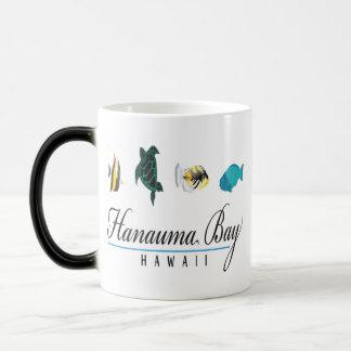 Mug Magique Conclusion de Nemo à la baie Hawaï de Hanauma