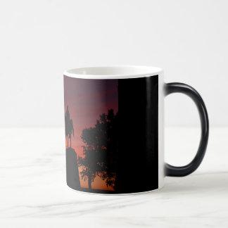 Mug Magique Coucher du soleil - parc national de Gettysburg -