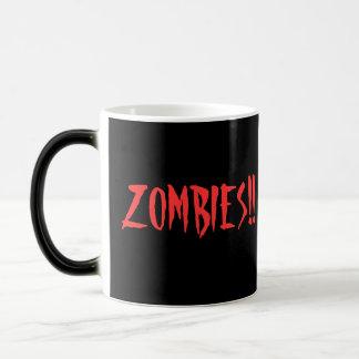 Mug Magique Cri perçant de zombi