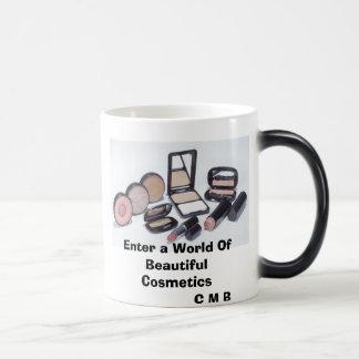 Mug Magique Entrez dans un monde de beaux cosmétiques
