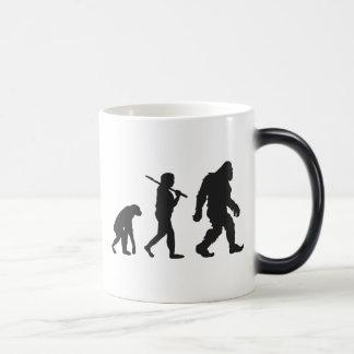 Mug Magique Évolution de Bigfoot