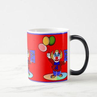 Mug Magique Faire le clown environ