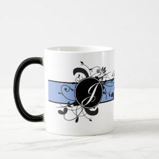 Mug Magique Flourish de fantaisie personnalisé décoré d'un