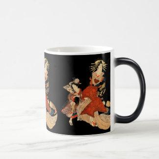 Mug Magique Geisha