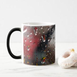 Mug Magique Gouttelettes colorées