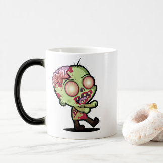 Mug Magique Graphique de Zombi