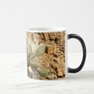 Mug Magique L'Arizona/Sedona/cactus/figue de Barbarie