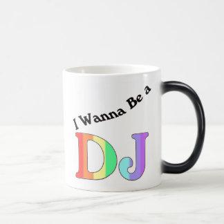 Mug Magique Le DJ veulent être