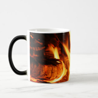 Mug Magique Le feu de camp