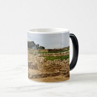 Mug Magique Le mur de Hadrian, le Northumberland, Angleterre