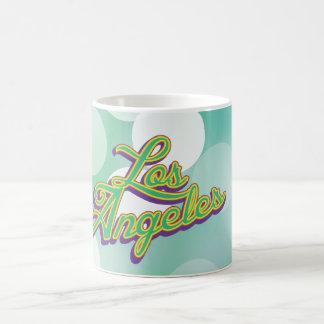 Mug Magique Logo vintage de Los Angeles