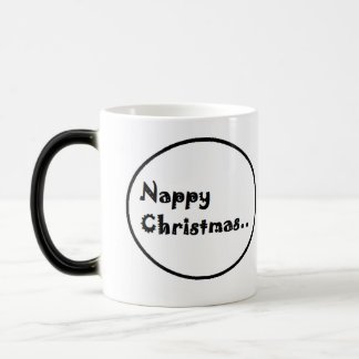Mug Magique Noël de couche