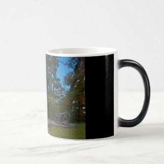 Mug Magique Parc national de Gettysburg - marque de hautes