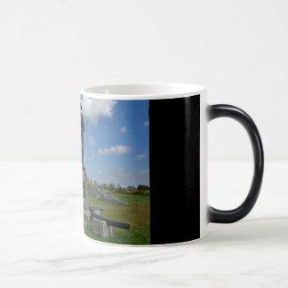 Mug Magique Parc national de Gettysburg - mémorial de Buford