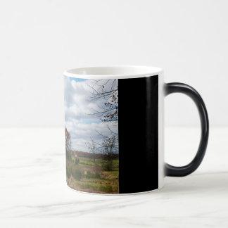 Mug Magique Parc national de Gettysburg - nuages d'automne