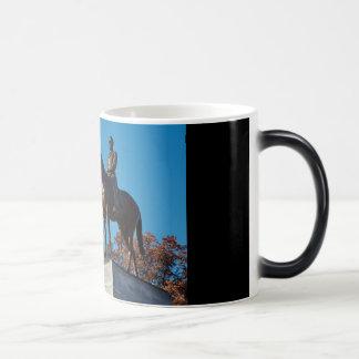 Mug Magique Parc national de Gettysburg - Robert E Lee -
