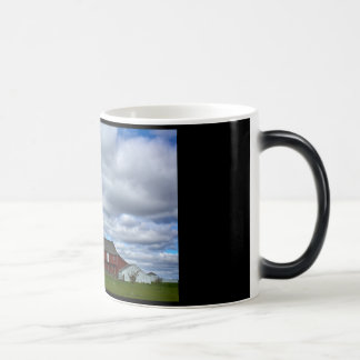 Mug Magique Parc national de Gettysburg - terre de ferme